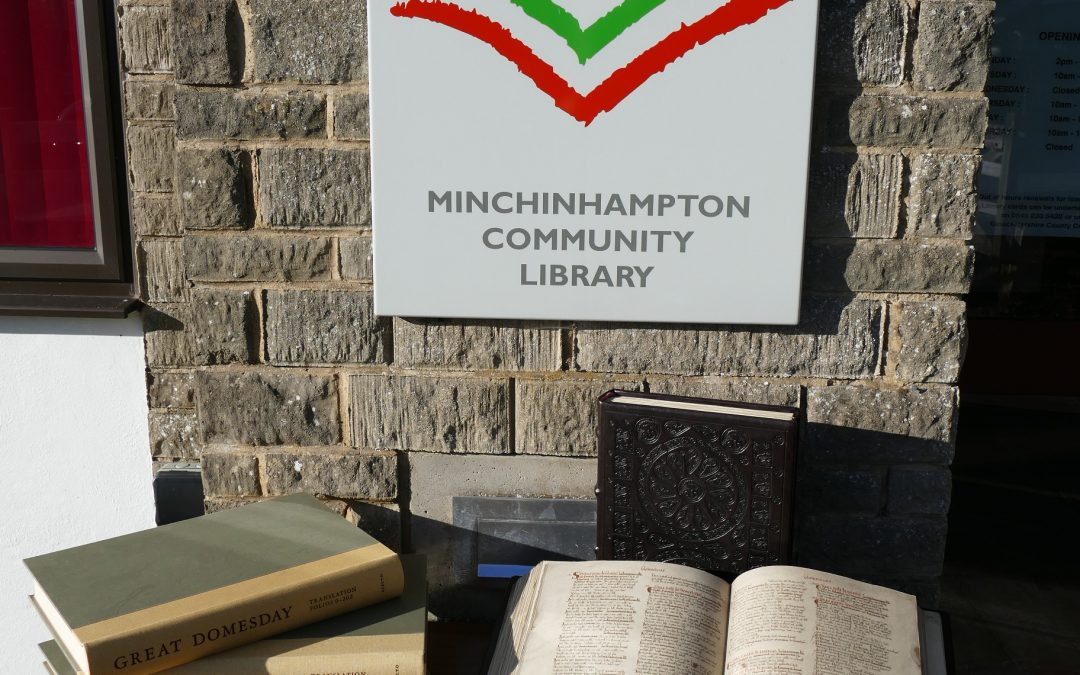 The Domesday Book Comes to Minchinhampton